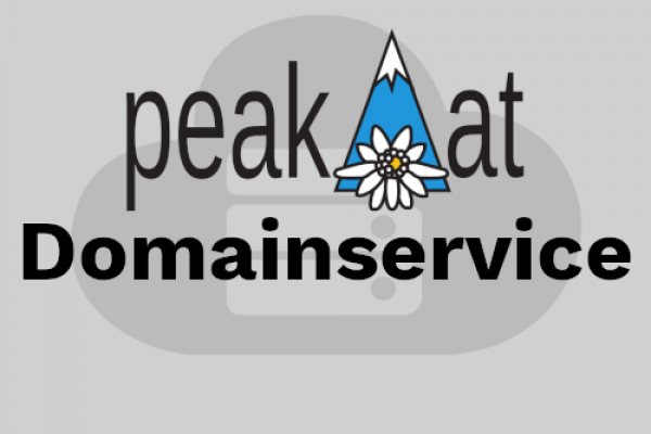 Peak Domainservice